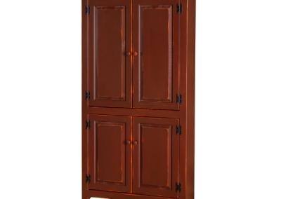 36G - 4-Door Pantry - 37 w x 13 d x 70 h