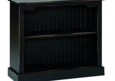 39 - Low Bookcase - 36 w x 13 d x 31 h
