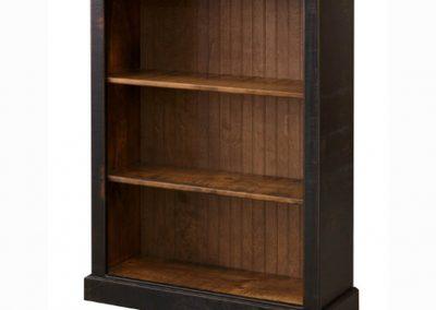 40 - Four Foot Bookcase - 36 w x 13 d x 48 h