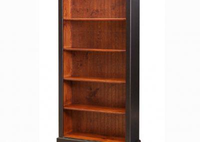 41 - Six Foot Bookcase - 36 w x 13 d x 72 h