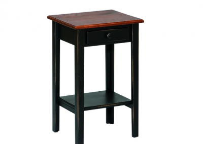 54 – End Table – 18 w x 15 d x 28 h