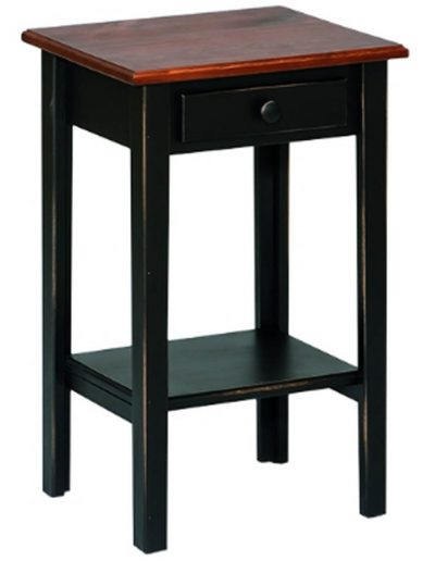 54 - Night Stand or End Table - 18 x 15 d x 28 h