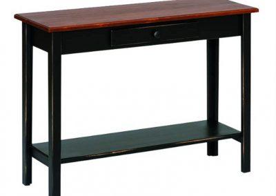 55 - Sofa Table - 40 w x 14 d x 28 h