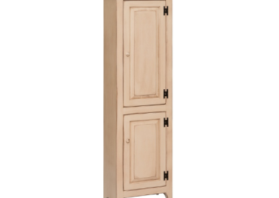 57 - Large Chimney Cupboard - 19 w x 13 d x 69 h