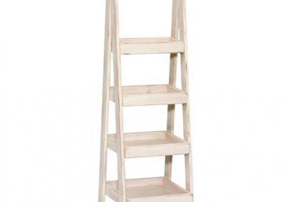 62 - Storage Ladder - 17 w x 15 d x 52 h