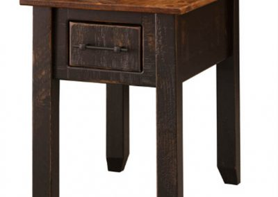 79 - Side Table - 18 d x 15 w x 28 h