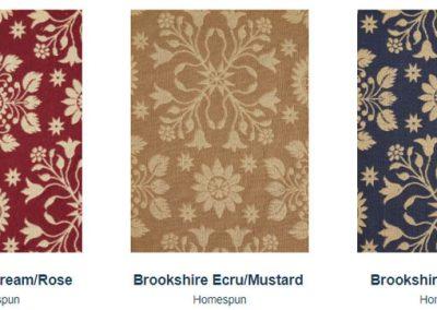 Fabrics Gallery Homespun Brookshire