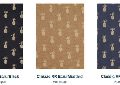 Fabrics Gallery Homespun Classic RR