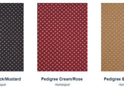 Fabrics Gallery Homespun Pedigree